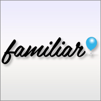 Familiar helps you send a little bit of love to your friends and family.