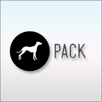 Pack is a social networking site for dog lovers and their canine companions.