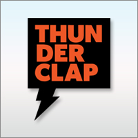 Thunderclap broadcasts issues that have gained the most support, so you hear what important causes are out there.